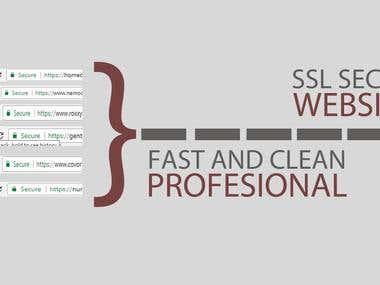 SSL Website secure