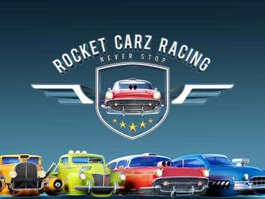 Rocket Carz Racing Game