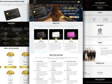 Vertue Website
