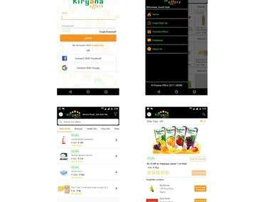 E-Commerce Mobile Application
