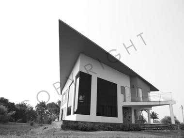 001. FARM HOUSE AT NAGPUR
