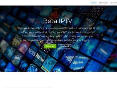 Beta IPTV - 3