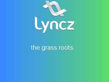 Lyncz/event app