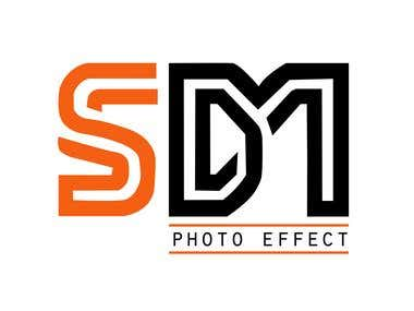 SDM photo effect-Logo