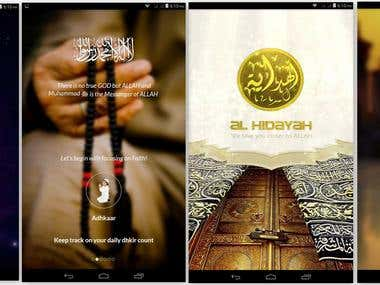 AL Hidayah - iPHONE - ANDROID