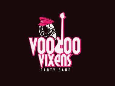 VoodooVixens logo