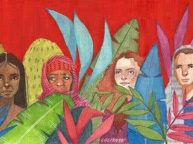 Women & Jungle