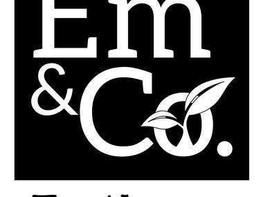 Earthman & Co. Branding