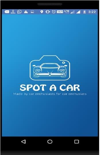 Spot A Car