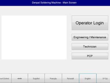 Manufacture Interface Machine