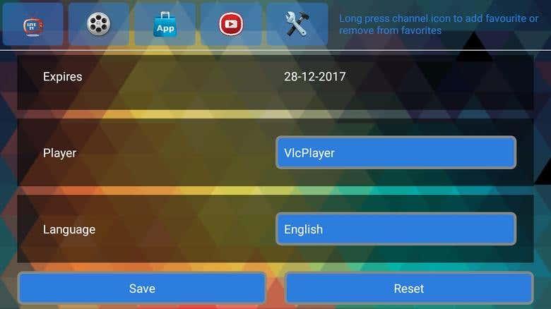 IPTV app for Android TV | Freelancer
