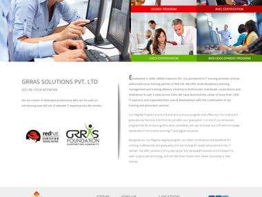 Online Training, Networking and Server Distributor System