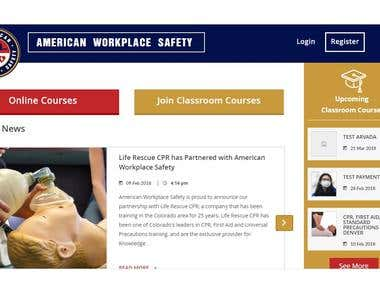 Online Courses & Class Room Courses