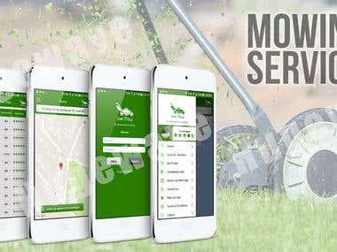 Joe Mow App