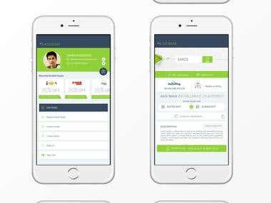 OfferTasya IOS & ANDROID app UI UX