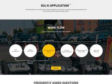 KUJ Application