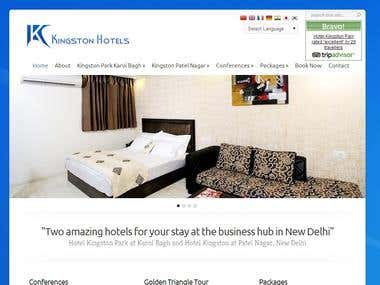 Hotel Kingston Park Delhi KarolBagh Patel Nagar