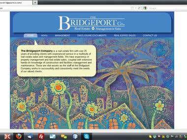 Bridgeport Co site