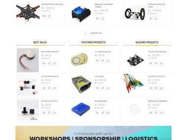 Online Electronic Portal