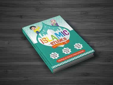 Cover For a Children Book (Islamic Studies)