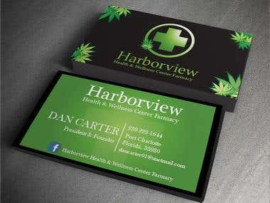 Logo and visiting card