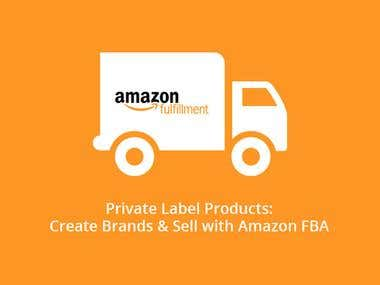 Amazon private label for your FBA