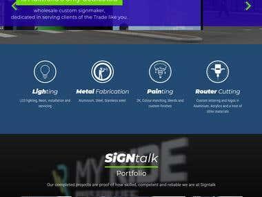 Signtalk