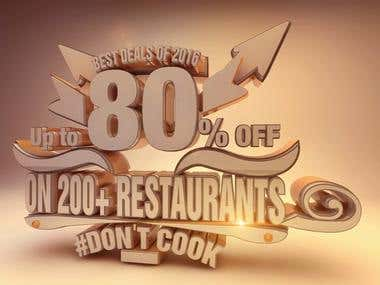 FOODPAND- DISCOUNT logo