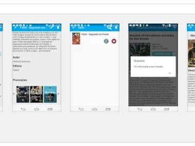 App OVicio em Hqs (Beta)