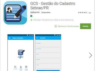 App CGS do Sebrae