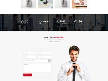 Creative – Finance, Corporate and Consulting Business Templa