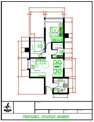 HOUSE PLAN FOR AUSTRALIAN CLIENT