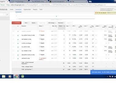 FIRST POSITION ADWORDS IN GOOGLE