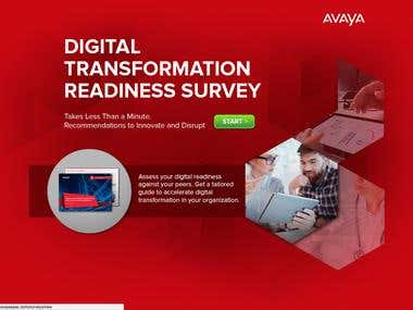 Avayadx Survey benchmark