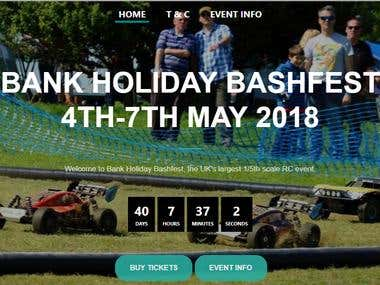 Bank Holiday Event