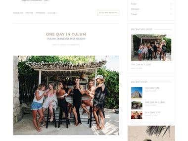 Love, Laura - A Personal Fashion, Food & Travel Blog