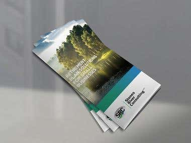 Trifold Flyer - Brochure
