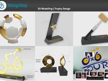 3D Creative Modeling