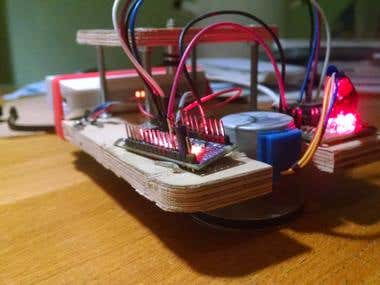 My Arduino based device