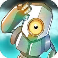 Robot Jump Game