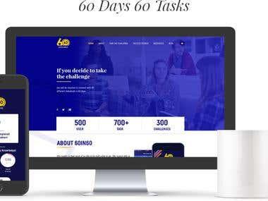 60 Days 60 Tasks