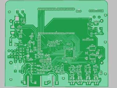Multilayer PCB Designing