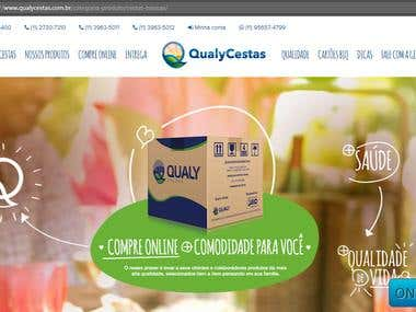 Qualycestas - Large Scale Woocommerce
