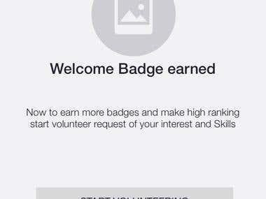Volunteering App