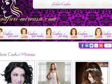 Coafuri-Mireasa.com