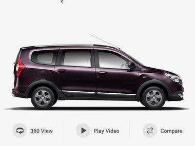 Car Dekho Android App