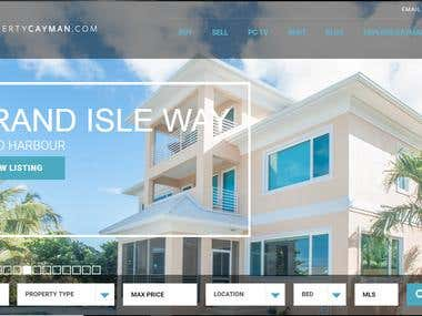 Real Estate Property Site - Buy Sell Rent Properties