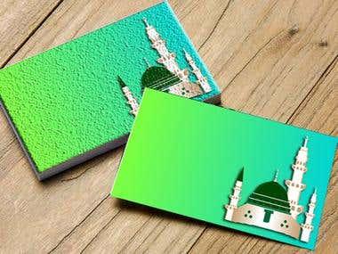 Business Card / Visiting Card Design