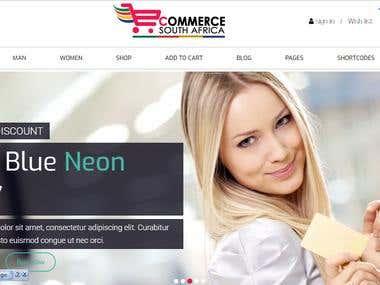 E-commerce - Project