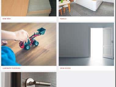 El Khalil | Furniture Website